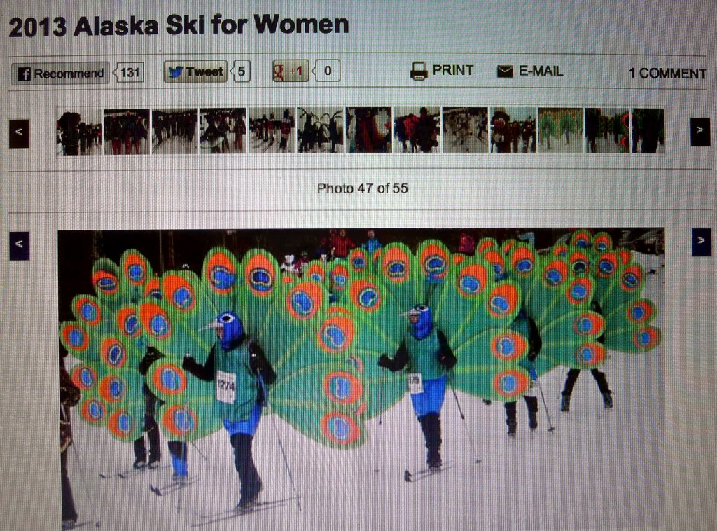 ADN Ski for Women Photos