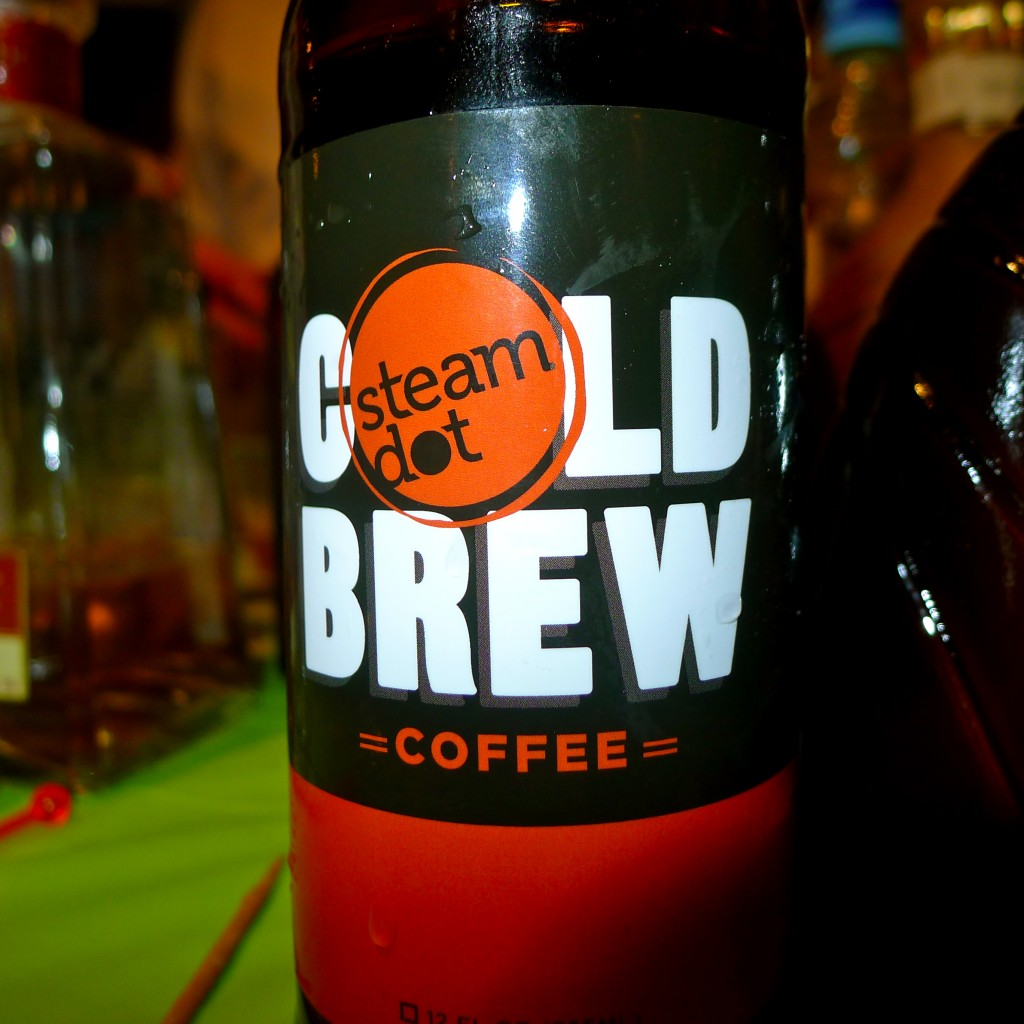Steam Dot Cold Brew
