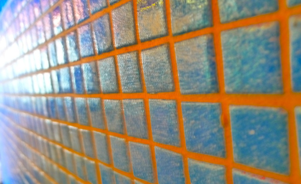 Turquoise Tiles