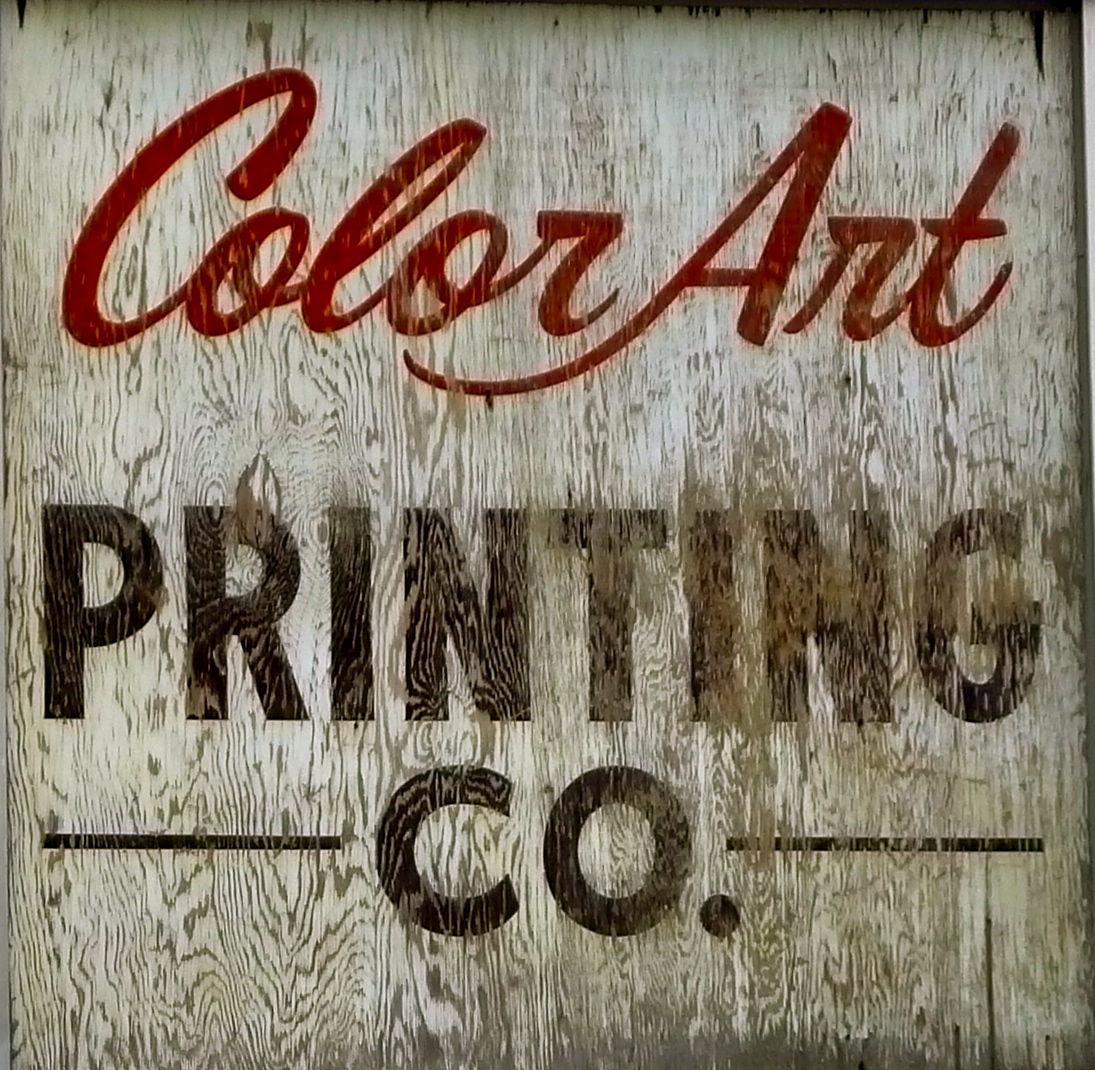 Color art printing anchorage - Color Art Printing Co