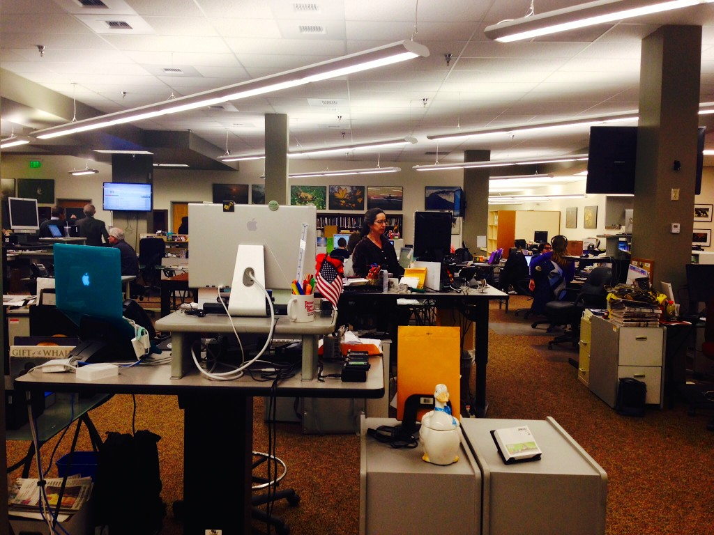 Dispatch Newsroom